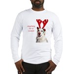 Rudolph the Red-Nosed Retriev Long Sleeve T-Shirt