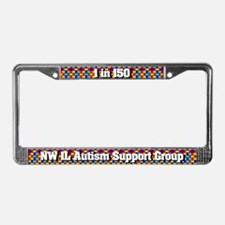 NWIASG Gifts License Plate Frame