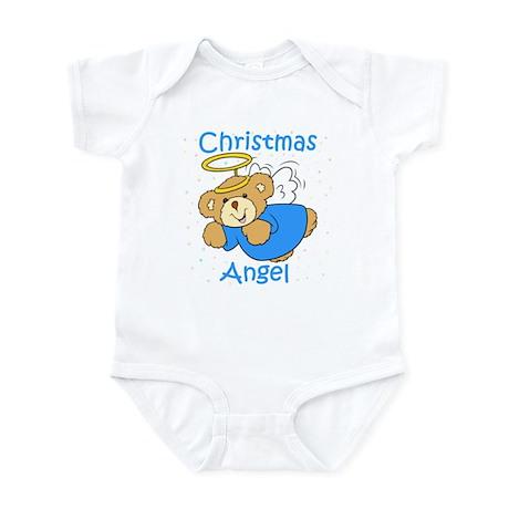 Christmas Angel Infant Bodysuit