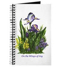 """""""On The Wings of Joy""""Journal"""