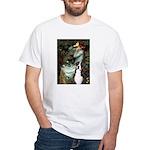Ophelia / GSMD White T-Shirt