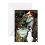 Ophelia / GSMD Greeting Cards (Pk of 10)