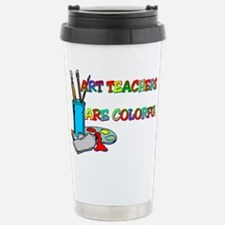 Unique Art teacher Travel Mug