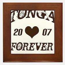 Cute Tonga Framed Tile