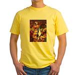 Path / GSMD Yellow T-Shirt