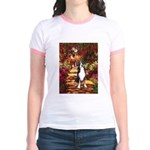 Path / GSMD Jr. Ringer T-Shirt