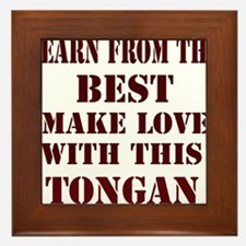 Learn best form this Tongan Framed Tile
