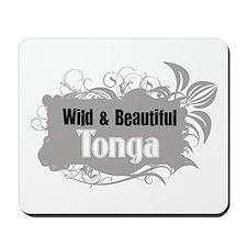 Wild Tonga Mousepad
