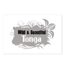 Wild Tonga Postcards (Package of 8)