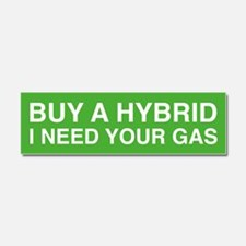 I Need Your Gas Car Magnet 10 x 3