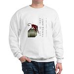Year of the Cube Monkey Sweatshirt