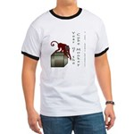 Year of the Cube Monkey Ringer T
