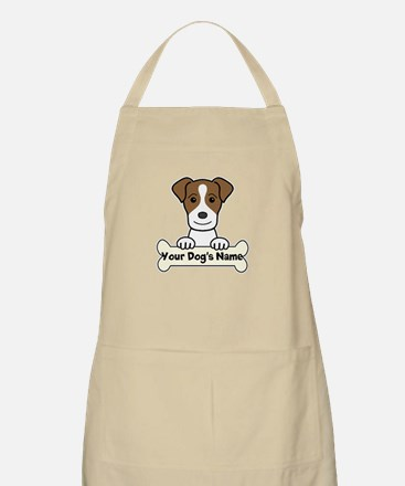 Personalized Jack Russell Apron