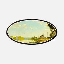 Argenteuil by Claude Monet Patch