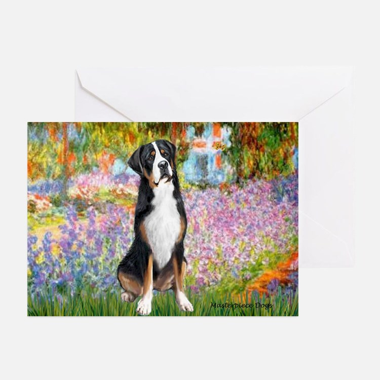 Garden / GSMD Greeting Cards (Pk of 20)