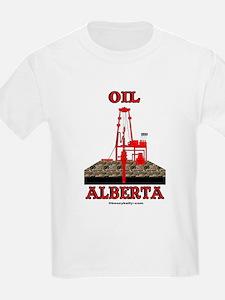 Oil Alberta T-Shirt