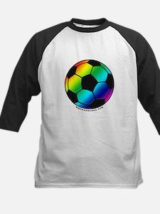 rainbowsoccerball Baseball Jersey