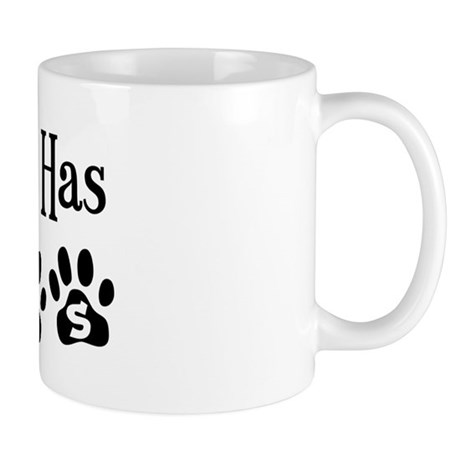 My Child Has Paws Mug