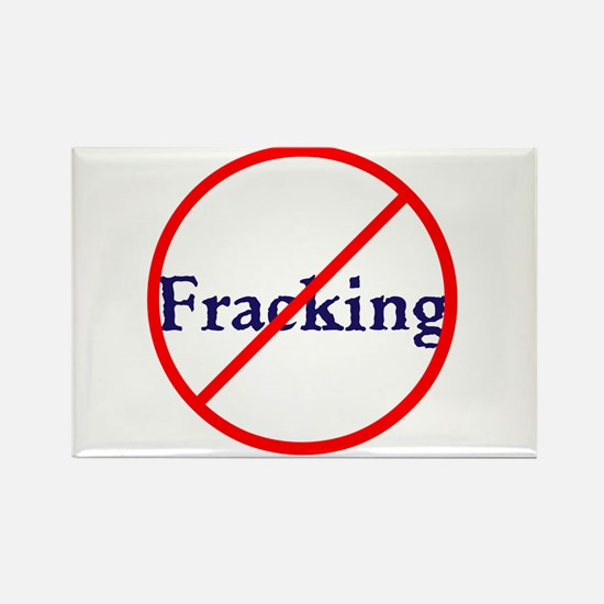 No Fracking, stop fracking Magnets