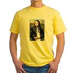 Mona / GSMD Yellow T-Shirt