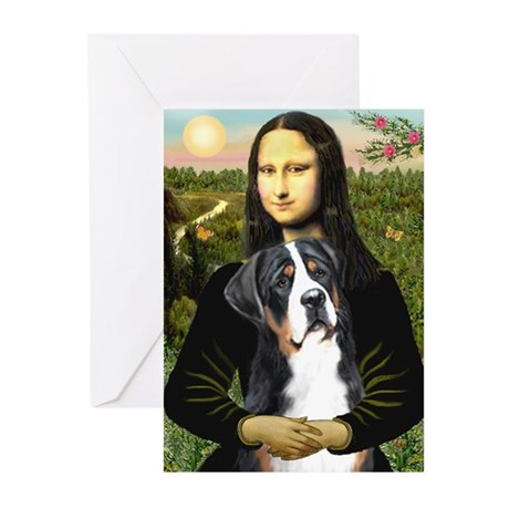 Mona / GSMD Greeting Cards (Pk of 10)