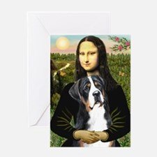 Mona / GSMD Greeting Card