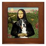 Mona / GSMD Framed Tile