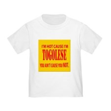 Hot Togolese T