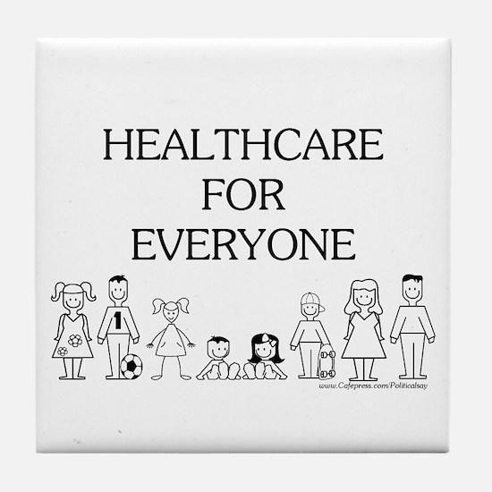 Healthcare 4 Everyone Tile Coaster