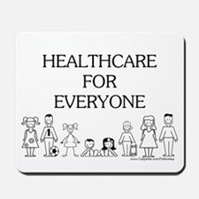 Healthcare 4 Everyone Mousepad