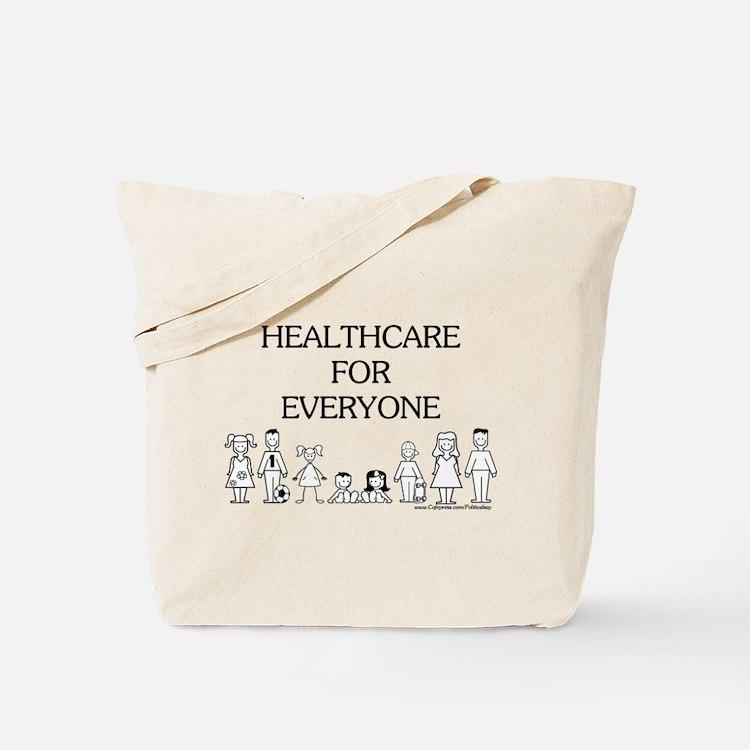 Healthcare 4 Everyone Tote Bag