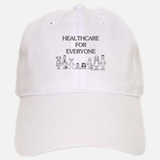 Healthcare 4 Everyone Baseball Baseball Cap