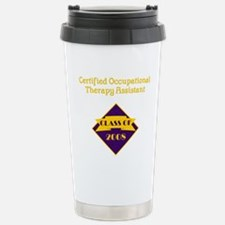 Certified occupational therapy assistant Travel Mug