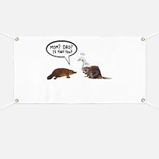 platypus awkward encounter Banner