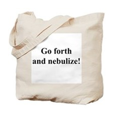 Nebulize Tote Bag