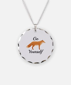 Go Fox Yourself Necklace