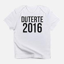 Duterte 2016 Infant T-Shirt