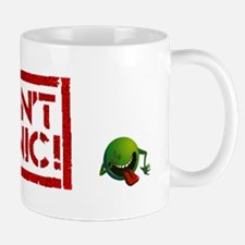 Hitchhiker - Don't Panic! Mug