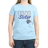 Coast guard sister Women's Light T-Shirt