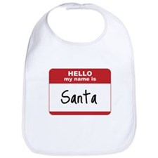 My Name Is Santa Bib