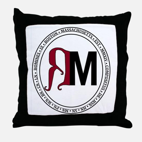 Cool Men Throw Pillow