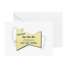 Instant Game Show Host Greeting Card