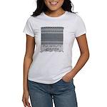 Chic Fashion - Keffiyeh Women's T-Shirt