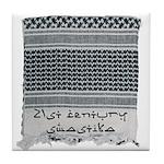Chic Fashion - Keffiyeh Tile Coaster