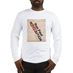 Ron Paul Constitution Long Sleeve T-Shirt