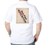 Ron Paul Constitution Golf Shirt
