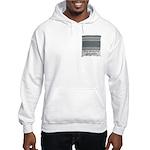 Chic Fashion - Keffiyeh Hooded Sweatshirt