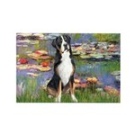 Lilies / GSMD Rectangle Magnet (10 pack)