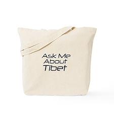 Funny Tibet Tote Bag