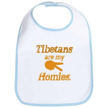 Tibetans are homies Bib